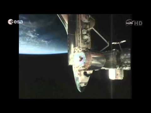 STS-134 / Docking highlights