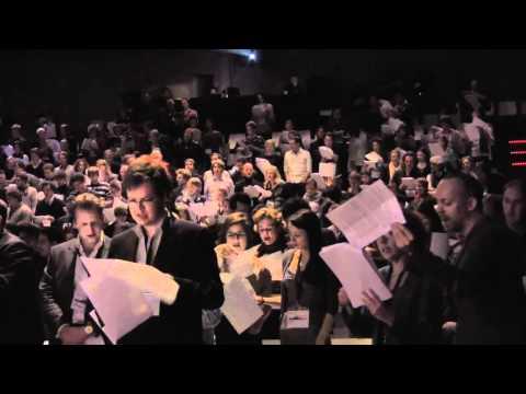 TEDxBerlin - Simon Halsey - Broadening the Scope of Choral Music