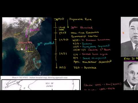 HIST212: Korean War Overview