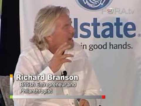 Richard Branson - What is Virgin Galactic?