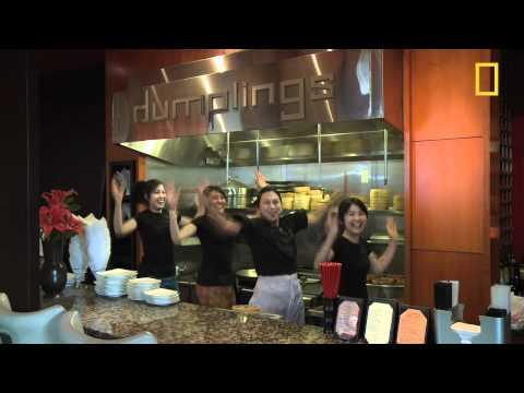 Let's Jump: Restaurant