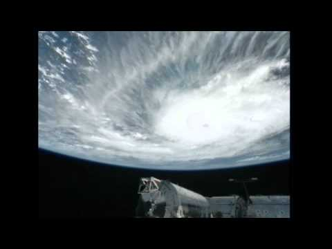 Hurricane Rina Caught on ISS Cameras
