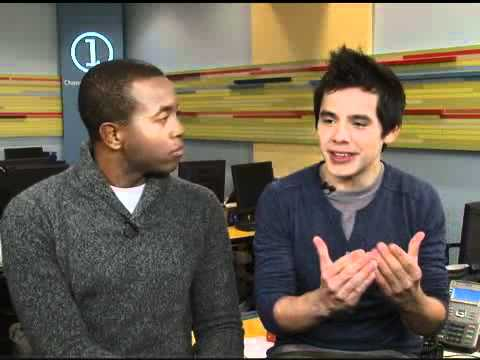 Behind the Scenes: David Archuleta