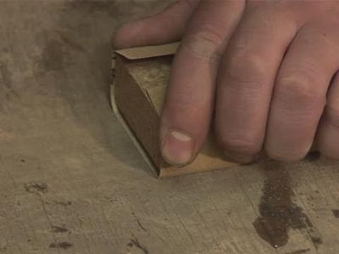 How To Get Great Results Using Sandpaper