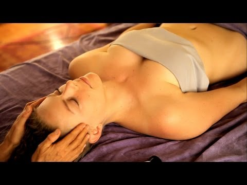 HD Face Massage For Beginners, How to Give Massage Head & Face | Psychetruth Athena Jezik