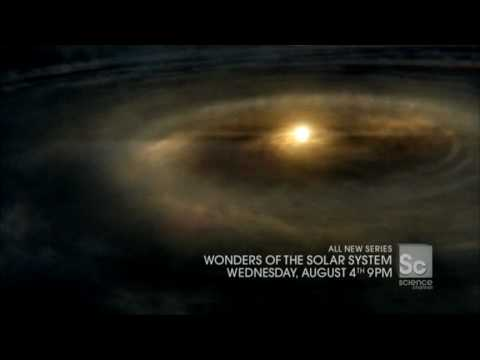 Wonders Of The Solar System NEW SERIES premieres Wednesday, August 4 at 9PM