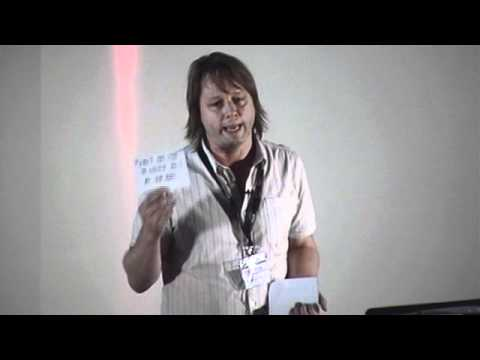 TEDxYork  - Alexander Kelly - Inspiration Exchange - Third Angel Stories