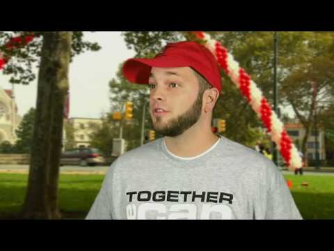 Step Out: Walk to Stop Diabetes -- Red Strider