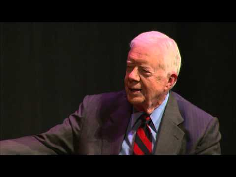 Carter: Obama Has Different Approach to Congress