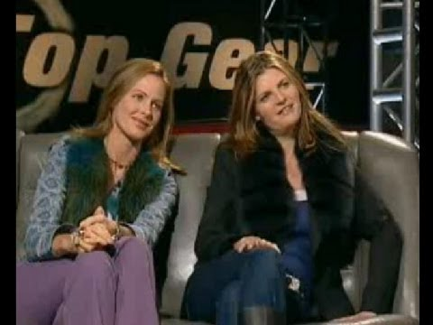 Top Gear - The Trinny and Susannah interview - BBC