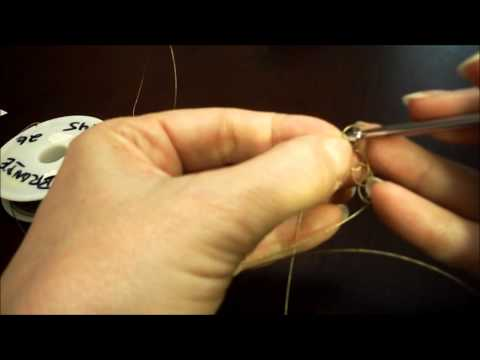 How to Crochet a Wire Ring