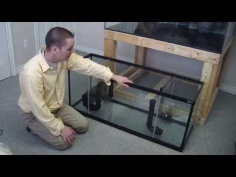 HOW TO: Set up an aquarium PART 2