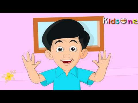Johnny Johnny Yes Papa - Nursery Rhymes - English Animated Rhymes