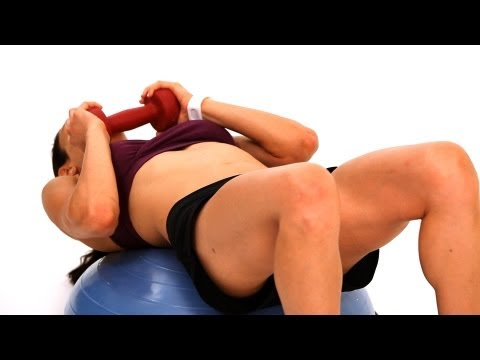How to Do Bosu Ball Combo Workout #3 | Exercise Ball Workout