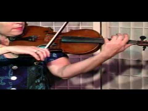 "Violin Lesson - Song Demonstration - ""Gentle Johnny"""