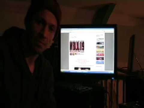 Ryan Berger Skype interview on MBLV09