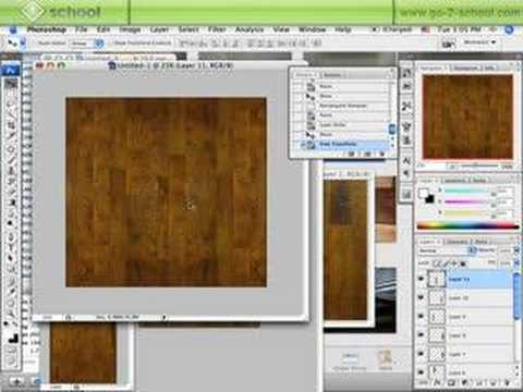 The Sketchup Show #41:Tileable Textures with Photoshop(Pt.3)