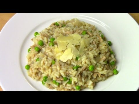 Cheater's Tuna Risotto - RECIPE