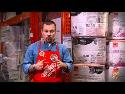 Insulation Tips and Practices - The Home Depot