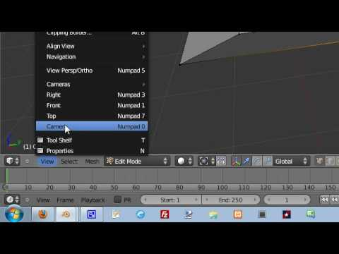 Super3boy's Fourth Blender Tutorial (Editing - Blender 2.5)