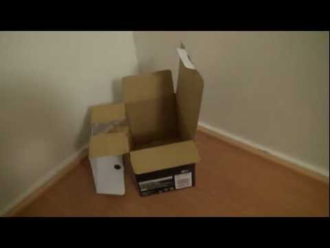 How to unbox a video camera - How To Do Anything TV video