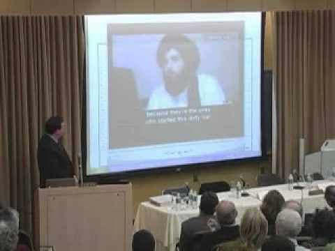 The `War on Terrorism`: Where Do We Stand? - Keynote