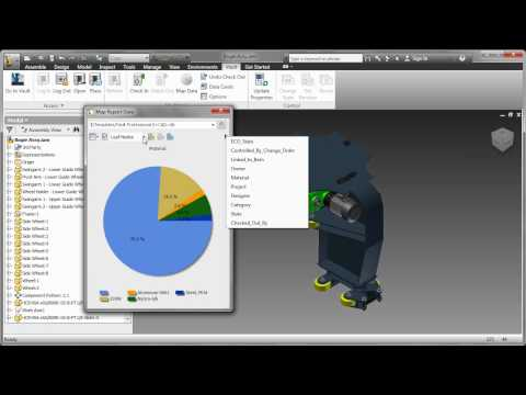 Data Management with Vault with Autodesk Product Design Suite