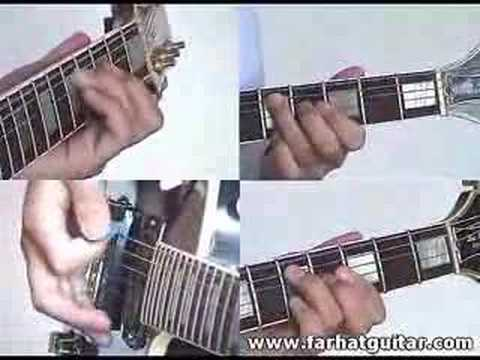 Back in Black AC/DC part 3 HQ farhatguitar.com