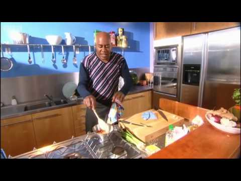 Seasame salt roasted sea bass - Ainsley Harriott - BBC