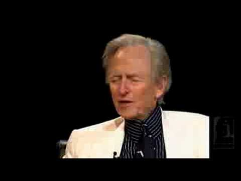 Tom Wolfe - In Defense of George W. Bush