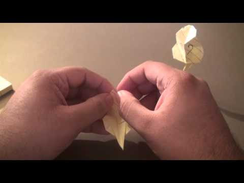How to make a (mini Origami) Paper - King Cobra (By Suhas)!