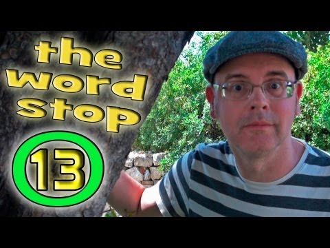 The Word Stop -13- BOLSTER