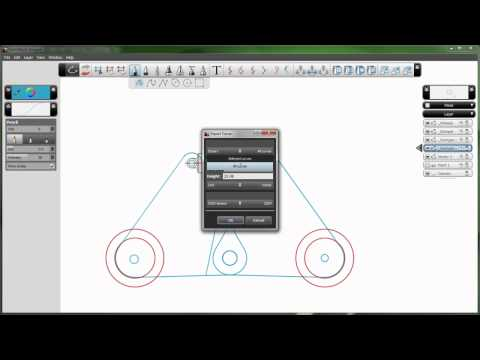 Conceptual Sketch to 2D AutoCAD Layout with Autodesk Product Design Suite