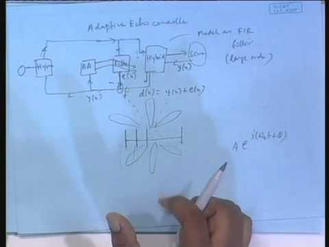 Lecture - 1 Introduction to Adaptive Filters