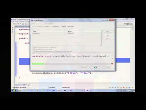 Google I/O 2011: GWT + UI Designer: Enterprise Web UIs Made Easy!