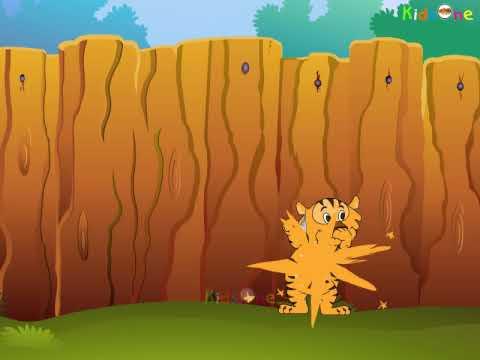 Badai Pilli - The cat - Telugu Animated Nursery Rhymes