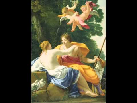 Venus and Adonis, Simon Vouet