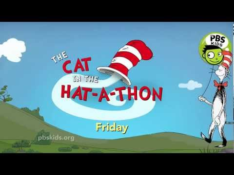 The Cat in the Hat Knows a Lot About That! | Cat in the Hat-A-Thon | Coming March 2! | PBS KIDS