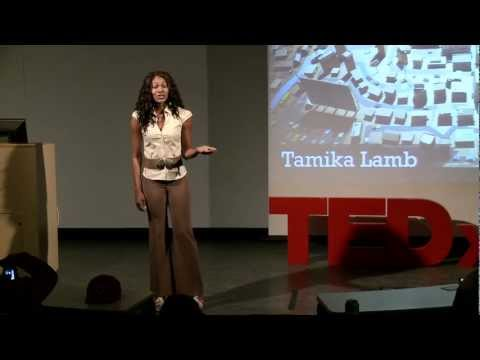 TEDxPhoenixSalon - Tamika Lamb -  Discovering You Voice