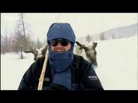 Jack Dee's long journey in Siberia - BBC
