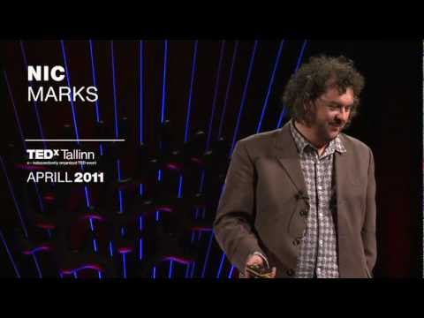 TEDxTallinn - Nic Marks - How to Measure Well-being - Wrong Slides