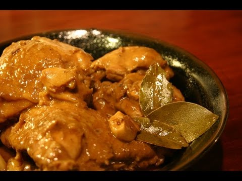 How to Make Chicken Adobo with a Slow Cooker Crock Pot