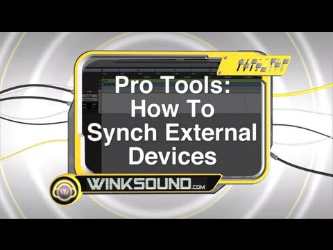 Pro Tools: How To Connect External MIDI Devices