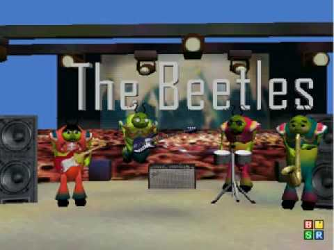 Beetle Band by Hunter L