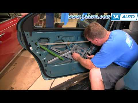 How to Install Rear Power Window Motor Dodge Intrepid 93-97 1AAuto.com