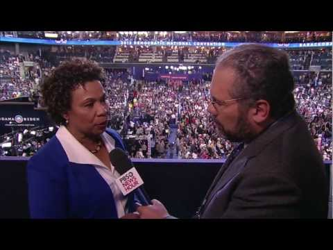 Ray Suarez Interviews Rep. Barbara Lee