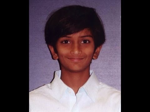 National Geographic Bee 2012 - SC Finalist