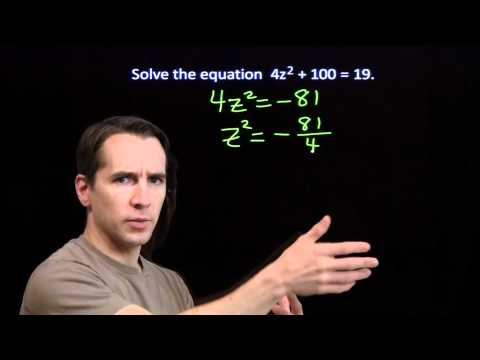 Art of Problem Solving: Completing the Square Part 1