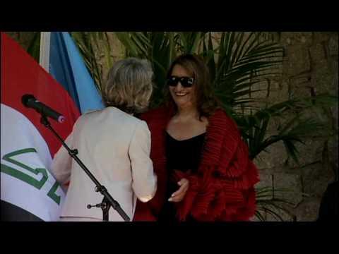 Zaha Hadid joins UNESCO's Eminent Personalities