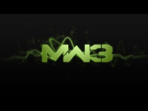 Photoshop: Modern Warfare 3 Text!